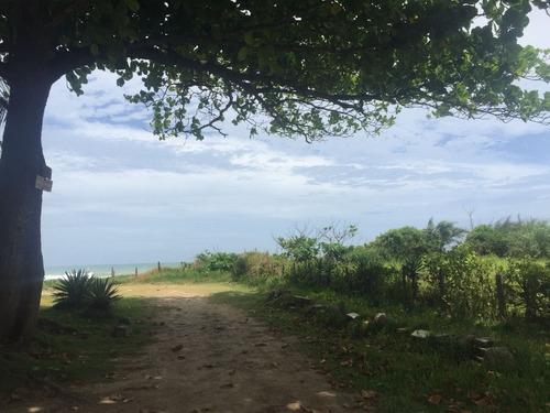 terreno frente pro mar ilheus