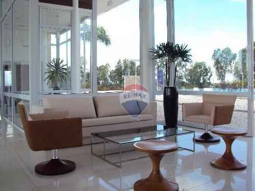 terreno gigante no alphaville 2  com 523 m² por apenas r$ 330.000,00 - te0183