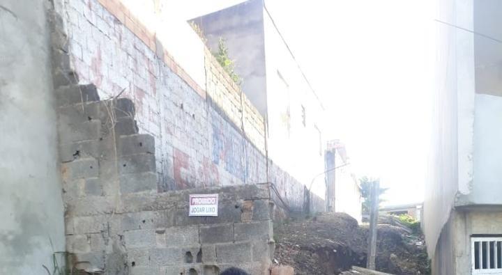 terreno grande a venda - 5x45 - 212m - casa - aluga - vende