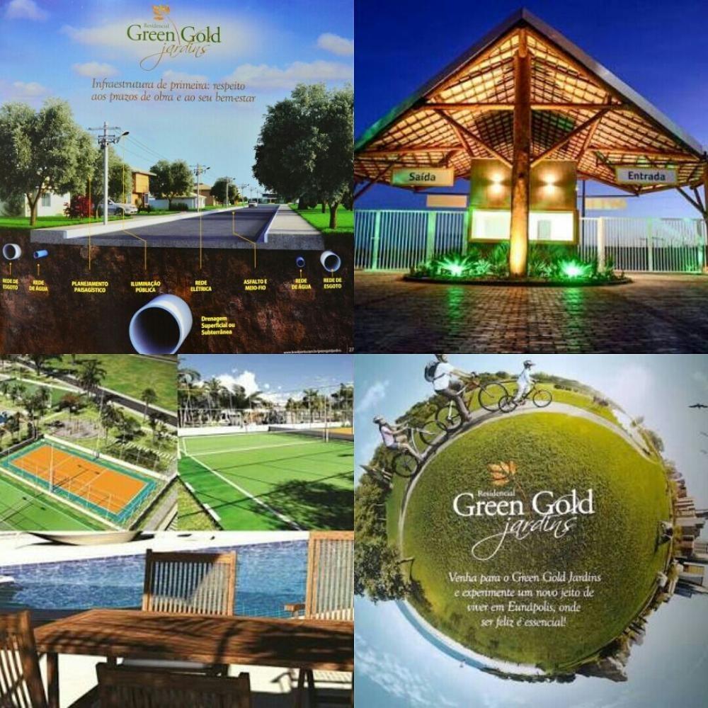 terreno green gold jardins - tr263v