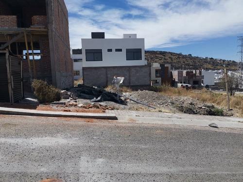 terreno habitacional condominio punta esmeralda