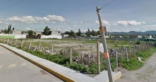 terreno habitacional en renta en la concepción, tezoyuca, méxico