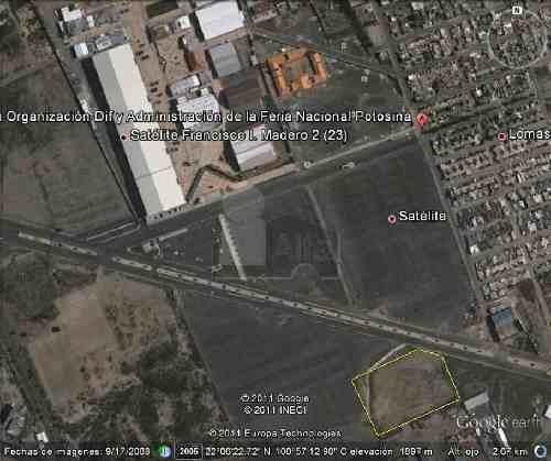 terreno habitacional en renta en simón diaz, san luis potosí, san luis potosí