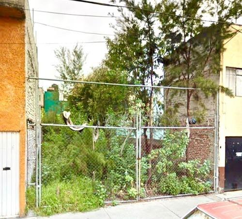 terreno habitacional en venta colonia moctezuma, 2da. secc. venustiano carranza