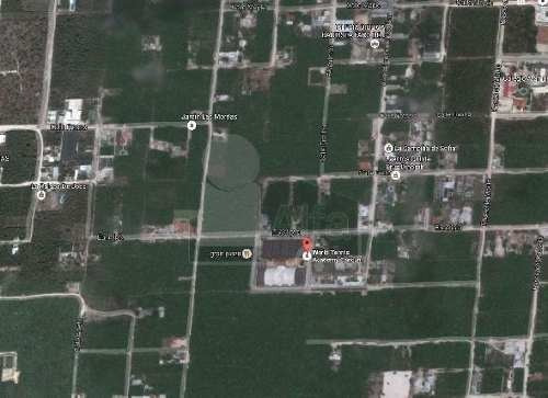 terreno habitacional en venta en álamos i, benito juárez, quintana roo