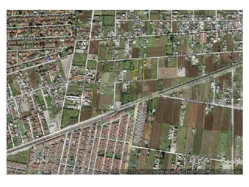 terreno habitacional en venta en álvaro obregón, san mateo atenco, méxico