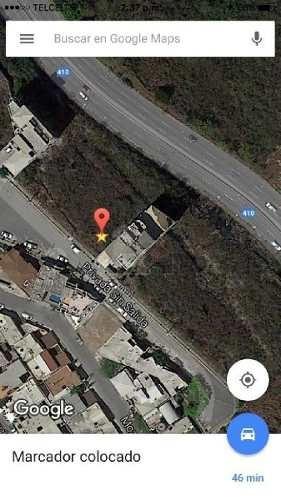 terreno habitacional en venta en balcones de colinas de san jerónimo, monterrey, nuevo león
