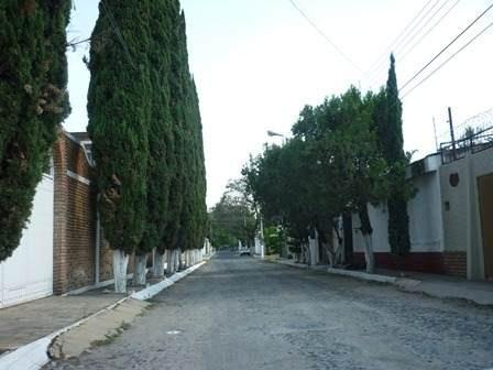 terreno habitacional en venta en campestre los pinos en zapopan