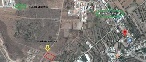 terreno habitacional en venta en capulines, san luis potosí, san luis potosí