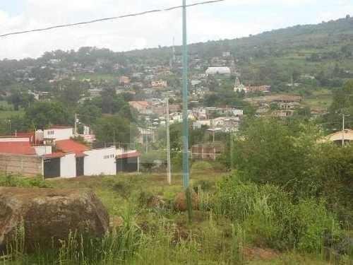 terreno habitacional en venta en iratzio, morelia, michoacan