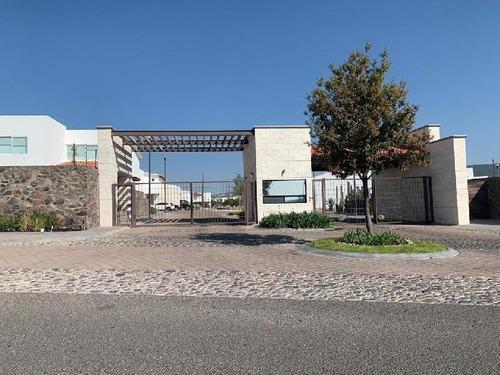terreno habitacional en venta en la vista residencial, querétaro, querétaro