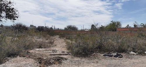 terreno habitacional en venta en los gómez, san luis potosí, san luis potosí