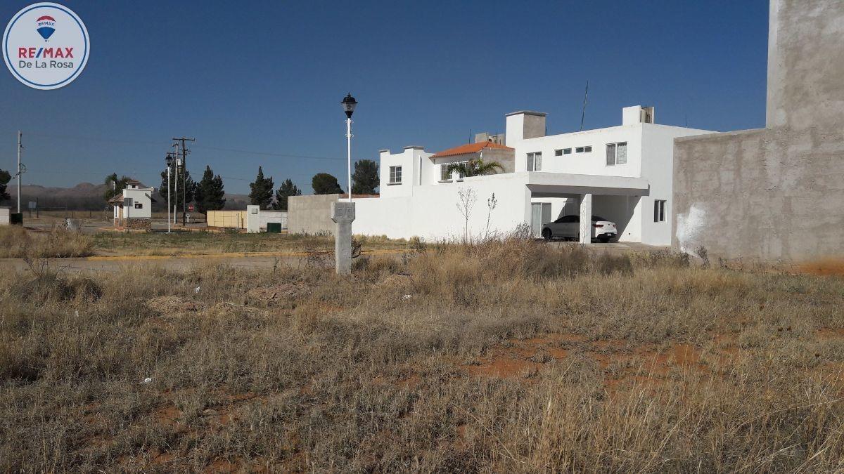 terreno habitacional en venta en residencial cortijo