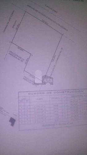 terreno habitacional en venta en residencial el león, chihuahua, chihuahua