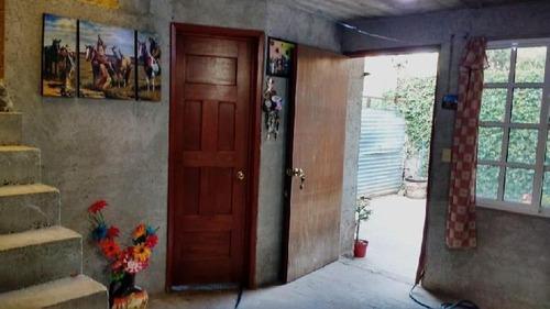 terreno habitacional en venta en salitrería, texcoco, méxico