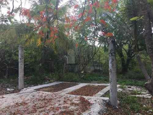 terreno habitacional en venta en samula, campeche, campeche