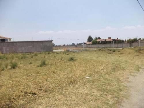 terreno habitacional en venta en san cristóbal huichochitlán, toluca, méxico