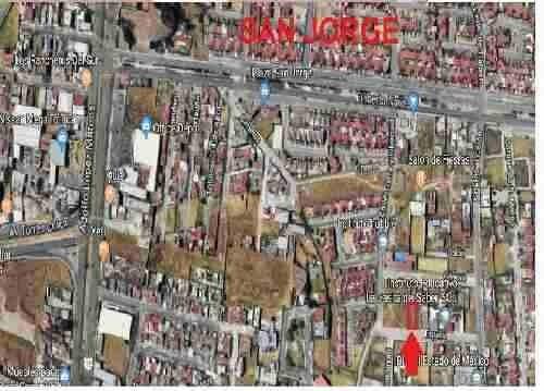 terreno habitacional en venta en san mateo oxtotitlán, toluca, méxico