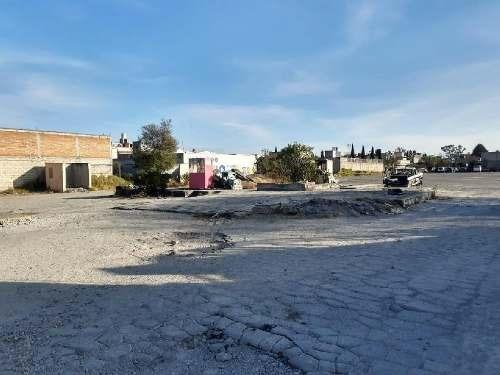 terreno habitacional en venta en santa maría totoltepec, toluca, méxico