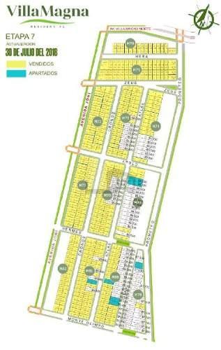 terreno habitacional en venta en villa magna, san luis potosí, san luis potosí