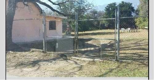 terreno habitacional en venta en yerbaniz, santiago, nuevo leon