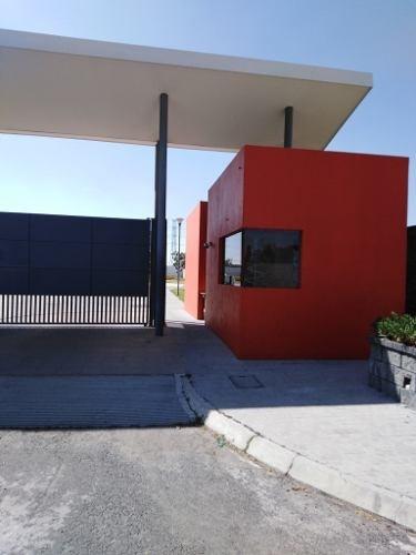 terreno habitacional en venta, residencial molino de flores, texcoco