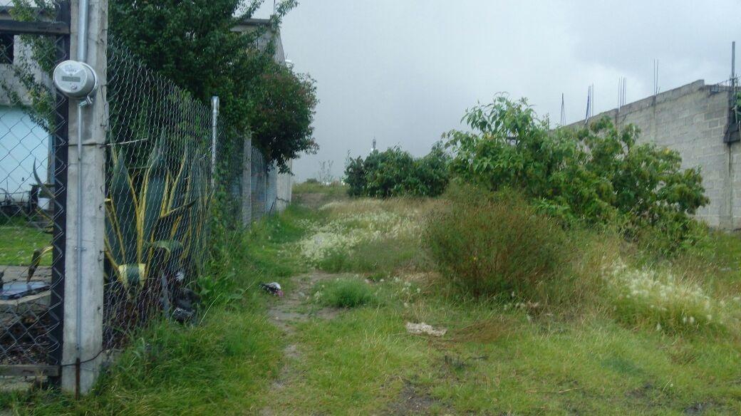 terreno huehuetoca.