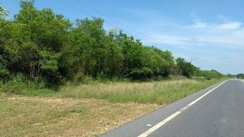 terreno (huerta) muy bien ubicado a 2 km de carretera nacional por la