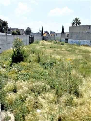 terreno ideal para desarrolladores en ecatepec, estado de méxico
