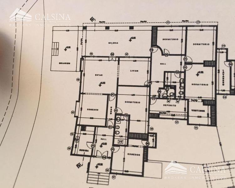 terreno ideal para housing (incluye casona), jardin de epicuro, villa-allende