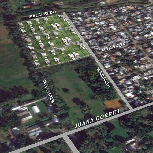 terreno ideal proyecto inmobiliario  (loteo)