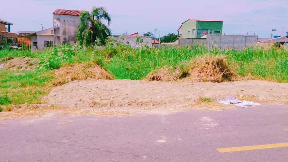 terreno ilha comprida - balneário samburá