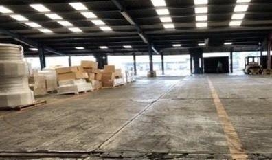 terreno industrial  7950 m2  con bodega  en venta en vallejo