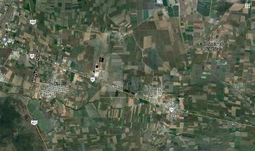terreno industrial a pie de carretera salamanca - celaya