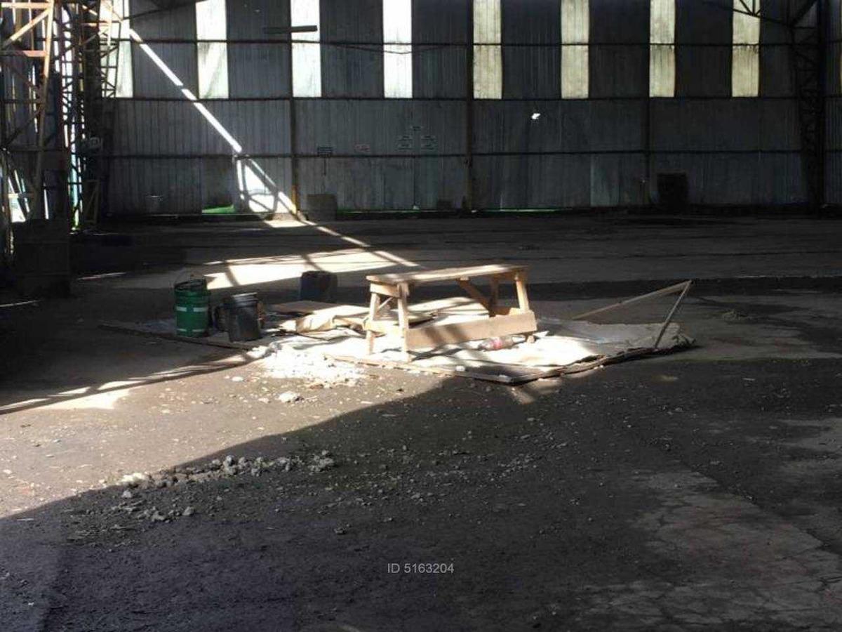 terreno industrial con galpon km 17 pan