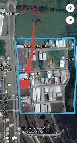 terreno industrial condomínio zeta sumaré