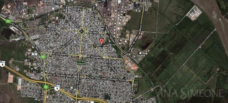 terreno industrial de 19.880 m2 dentro de parque industrial cerrado sobre ruta