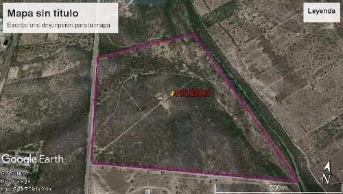 terreno industrial de 40.76 hectáreas  salinas victoria nuevo león