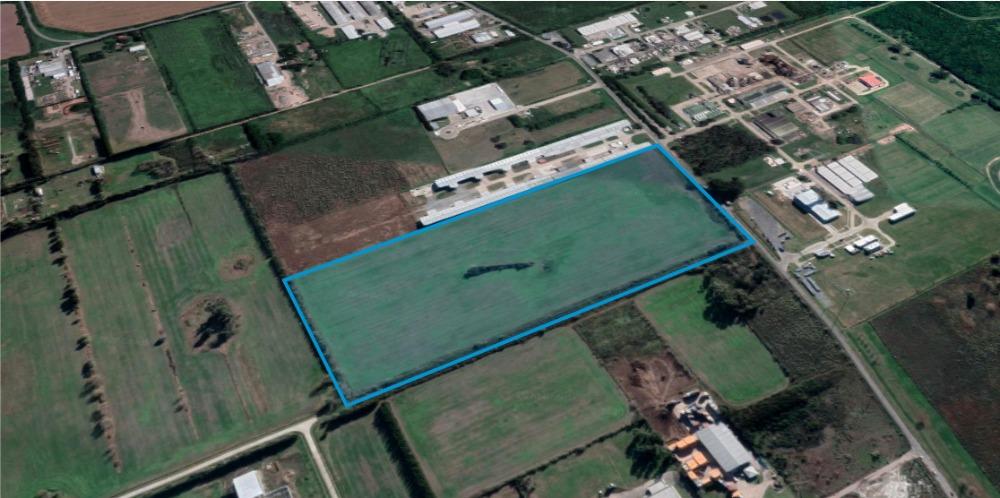 terreno industrial en camino costa brava, zárate 184.000 m²