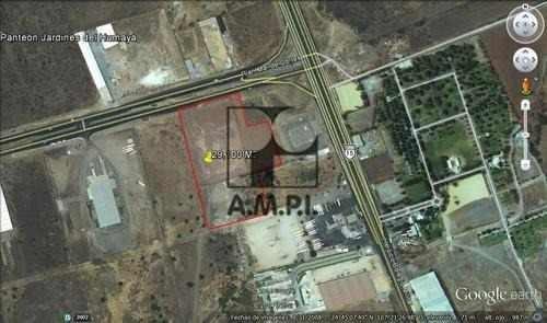 terreno industrial en culiacán.