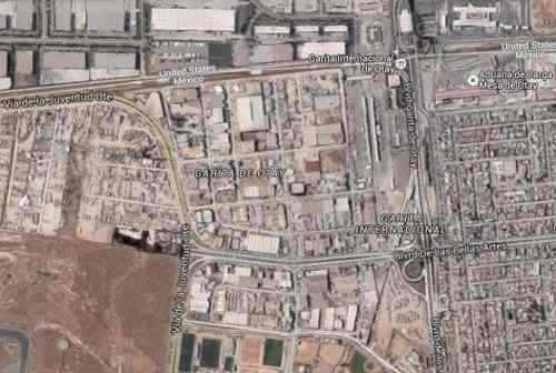 terreno industrial en garita otay, eusebio kino