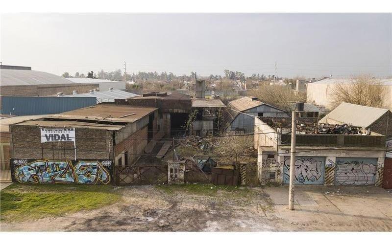 terreno industrial en merlo