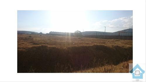 terreno industrial en toluca