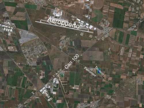 terreno industrial en venta aeropuerto