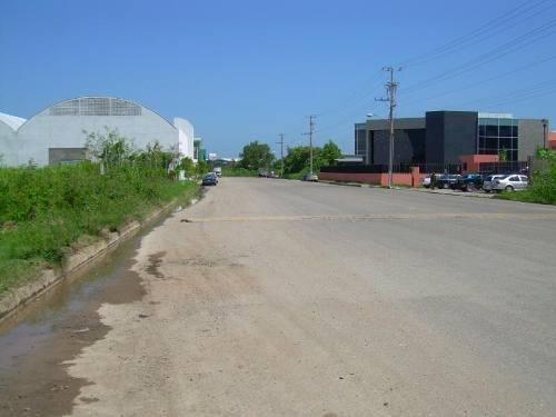 terreno industrial en venta anacleto canabal 1ra secc