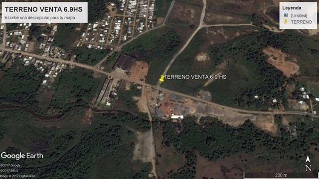 terreno industrial en venta, carretera nanchital.