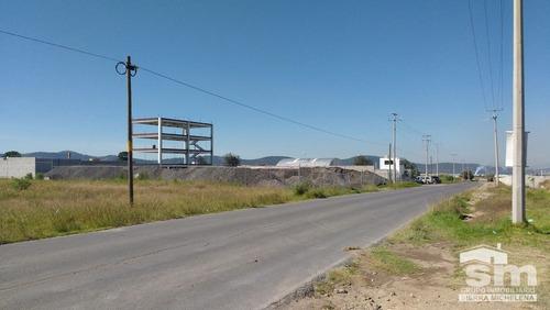 terreno industrial en venta chachapa