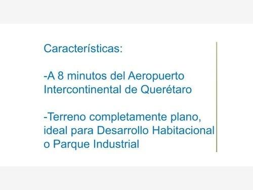 terreno industrial en venta coyotillos