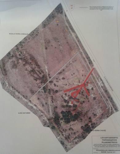 terreno industrial en venta  en carretera 57 (km 168 villa de zaragoza)