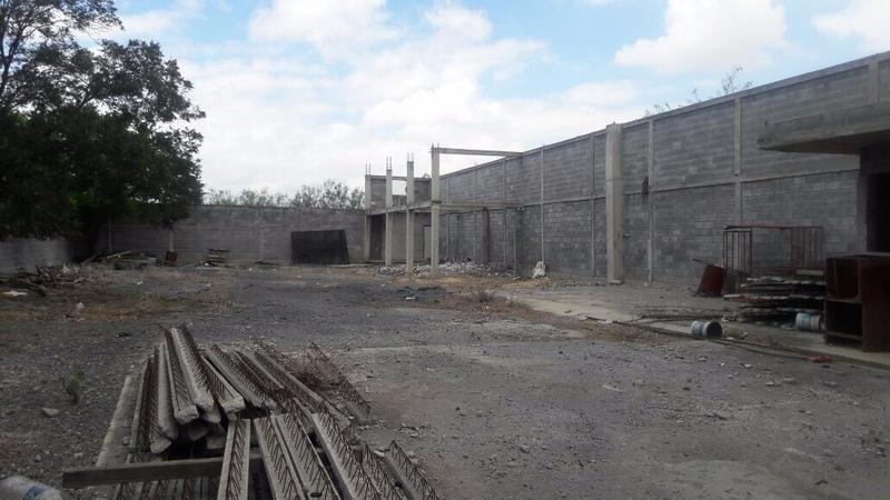 terreno industrial en venta en escobedo nuevo leon